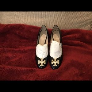 Tory  Burch patent heels